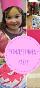 Prinzessinnenparty mit toller Kronentorte
