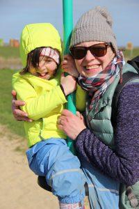 Urlaub Nordsee vier Generationen stadtlandfamilie