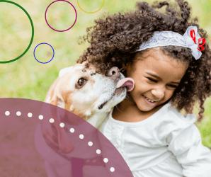 Kinder und Tieren - Katze, Hund oder Hamster? Welches ist das beste Tier für unsere Familie