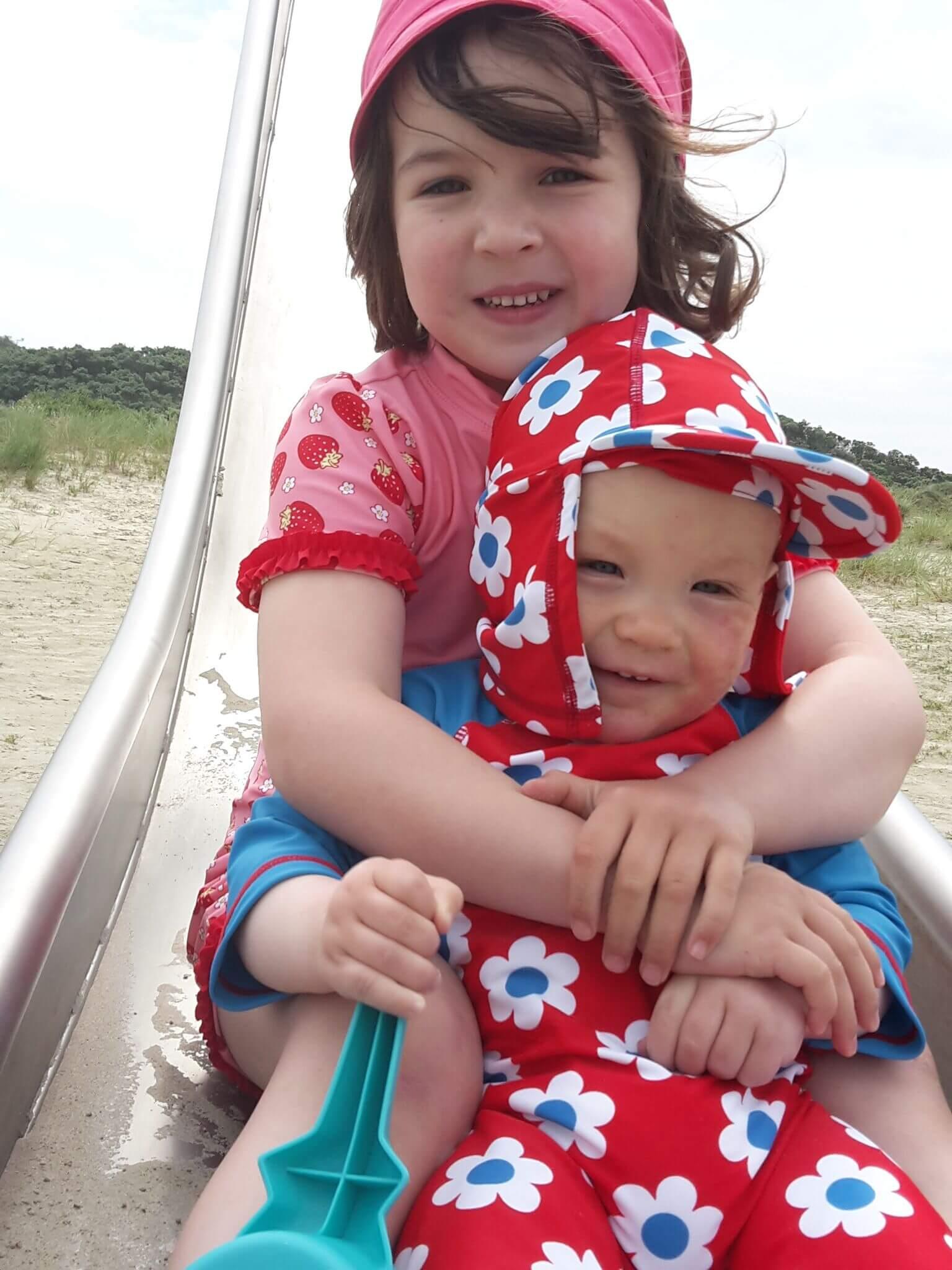 Frugi und weiterer Sonnenschutz bei Neurodermitis