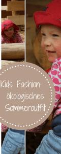 kids fashion friday ökologisches Sommeroutfit für Babys