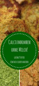 Calcium ohne Ende: Grüne Puffer aus Brokkoli
