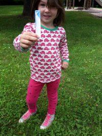 Kids Fashion Friday ganz in pink