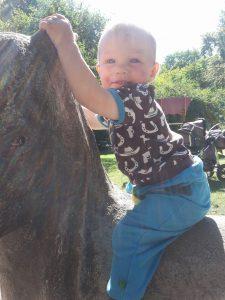 Kids Fashion Friday Cowboy