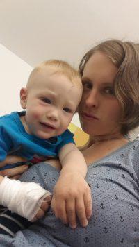 Mein Baby im OP und die Mutter mit den Nerven am Ende