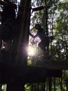 Bewegen und Klettern