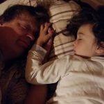 Schlafen bei Opa Stefan