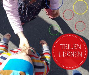 Ab wann können Kinder teilen? Und wie können sie es lernen?