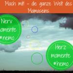 #nemo #hemo: Die ganze Welt des Mama-Seins - September