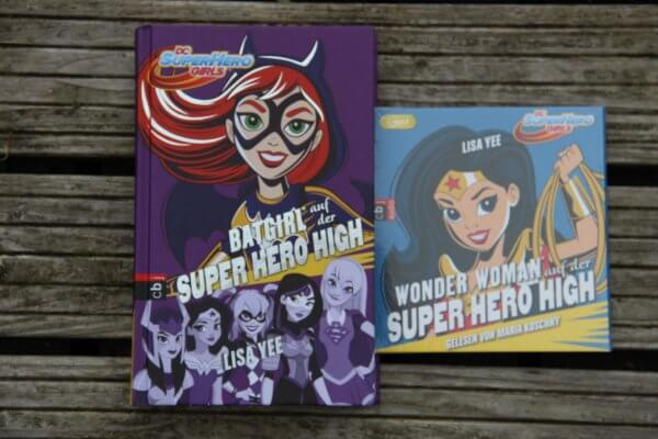 Super Hero Girls Gewinnspiel