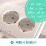Fresh Energy: Volle Kostenkontrolle über die Stromrechnung