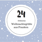 Frankenblogger Adventskalender - Twinkle Kid Mütze