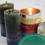 Der Kerzen-Fail - so geht Kerzengießen nicht