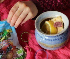 Hextrank Hexentrank leckeres Rezept für Kinder Hexenparty