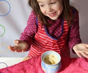 Hextrank kleine Hexe Experimente für Kinder