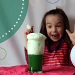 Unser magischer Hexentrank: Ein wunderbares Experiment für Kinder
