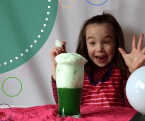 EnBW Hextrank Experimente für Kinder