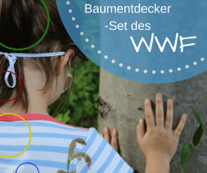 Baumentdecker Set WWF