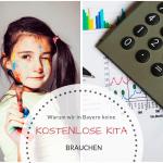 Warum Bayern keinen kostenlosen Kindergarten hat: So funktioniert das Familiengeld