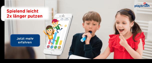 Playbrush - endlich stressfrei Zähne putzen