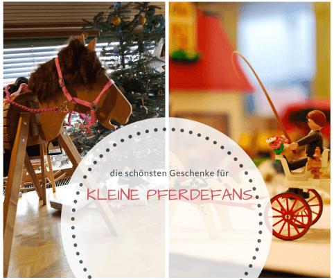 Geschenke für Reiter und Pferdefans