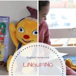 Englisch lernen mit Lingufino - Lernspielzeug im Test - mit Rabattcode!