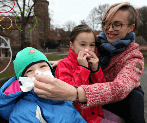 algovir Erkältungsspray Schnupfen behandeln