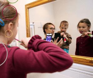 playbrush Zähne putzen ohne Zwang und dabei die Medienkompetenz stärken