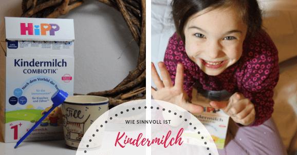 HiPP Combiotik Kindermilch