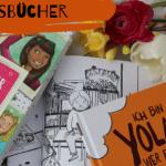 Aktuelle Lieblingsbücher meiner 7-jährigen Tochter Buchempfehlungen Rezension