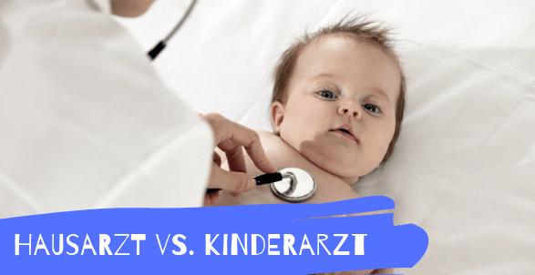 Hausarzt Statt Kinderarzt