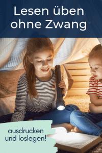 Kinder zum Lesen lernen motivieren