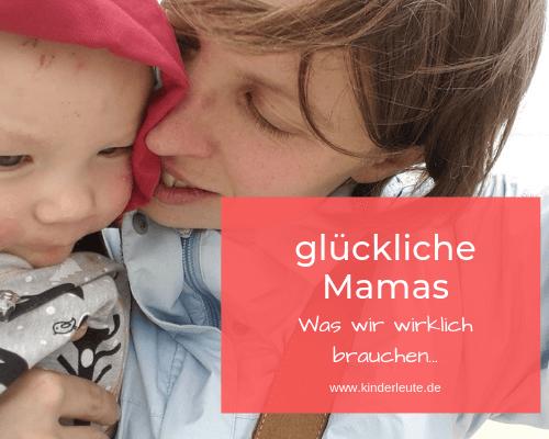 Mama sein - was Mamas hilft Gemeinschaft