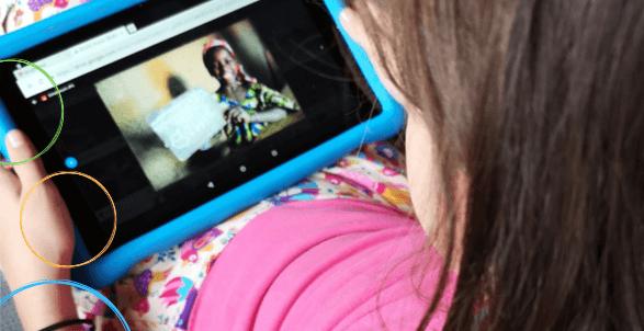 Kinderpatenschaft von World Vision – was unsere Kinder dadurch lernen können