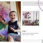 Fototapete für Anfänger an die Wand bringen mit myloview