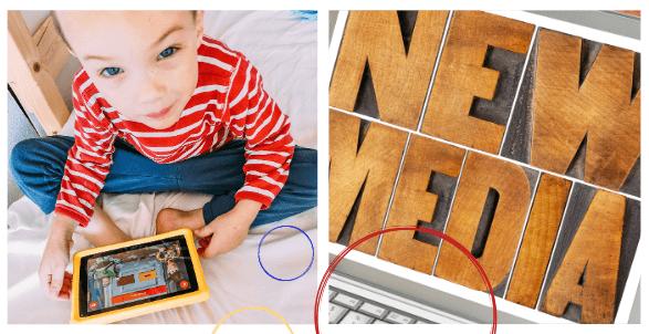 Digitale Medien bei Kindern zu Zeiten Corona