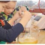 Kochen mit Kindern: Interesse an gesunder Ernährung wecken