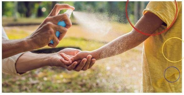 Mückenstiche vorbeugen und behandeln