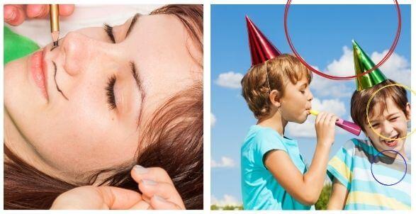SCherzfragen und Streiche für Kinder und mit Kindern