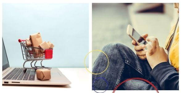 Kinder Online Shopping