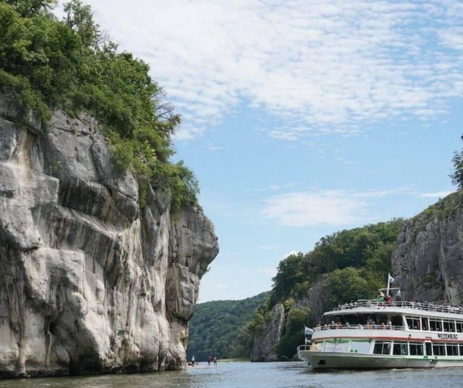 Bayerisches-Golf-und-Thermenland Schifffahrt