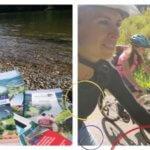 Unterwegs auf der Löwen und Waller-Tour – eine Familienradtour im Bayerischen Golf- und Thermenland